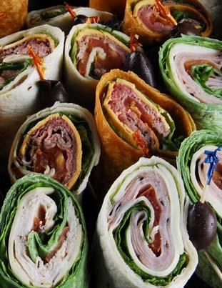 Wraps & Sandwich Platters